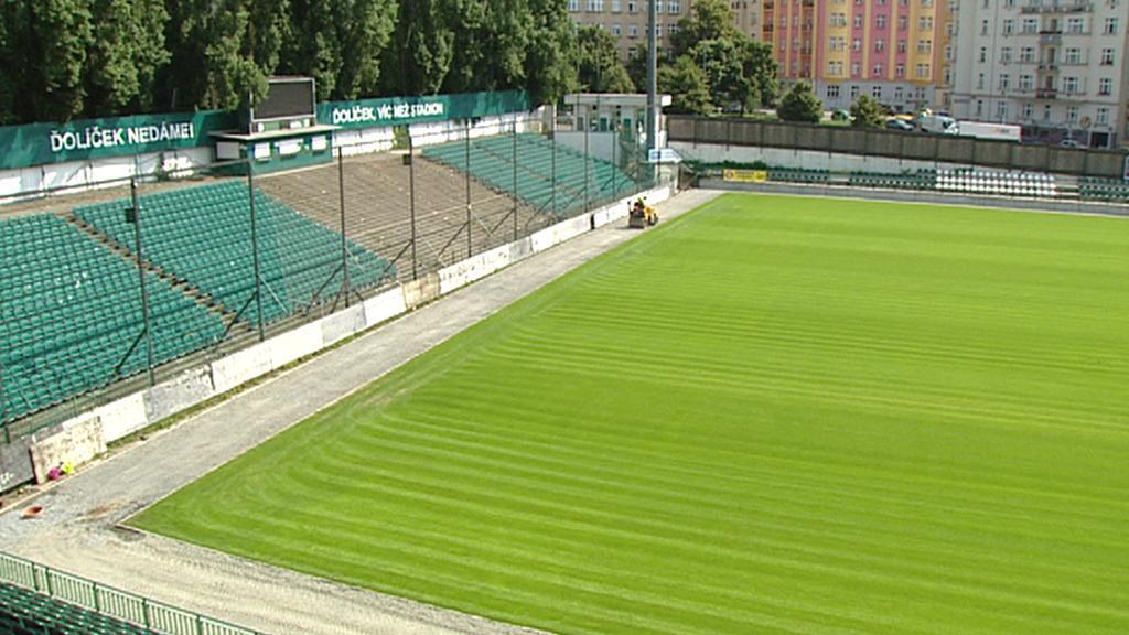 Stadion Bohemians v Ďolíčku