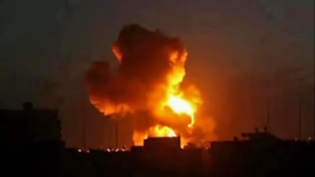 USA zaútočily na pozice islamistů v Sýrii