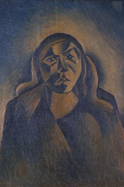 Bohumil Kubišta / Epileptická žena