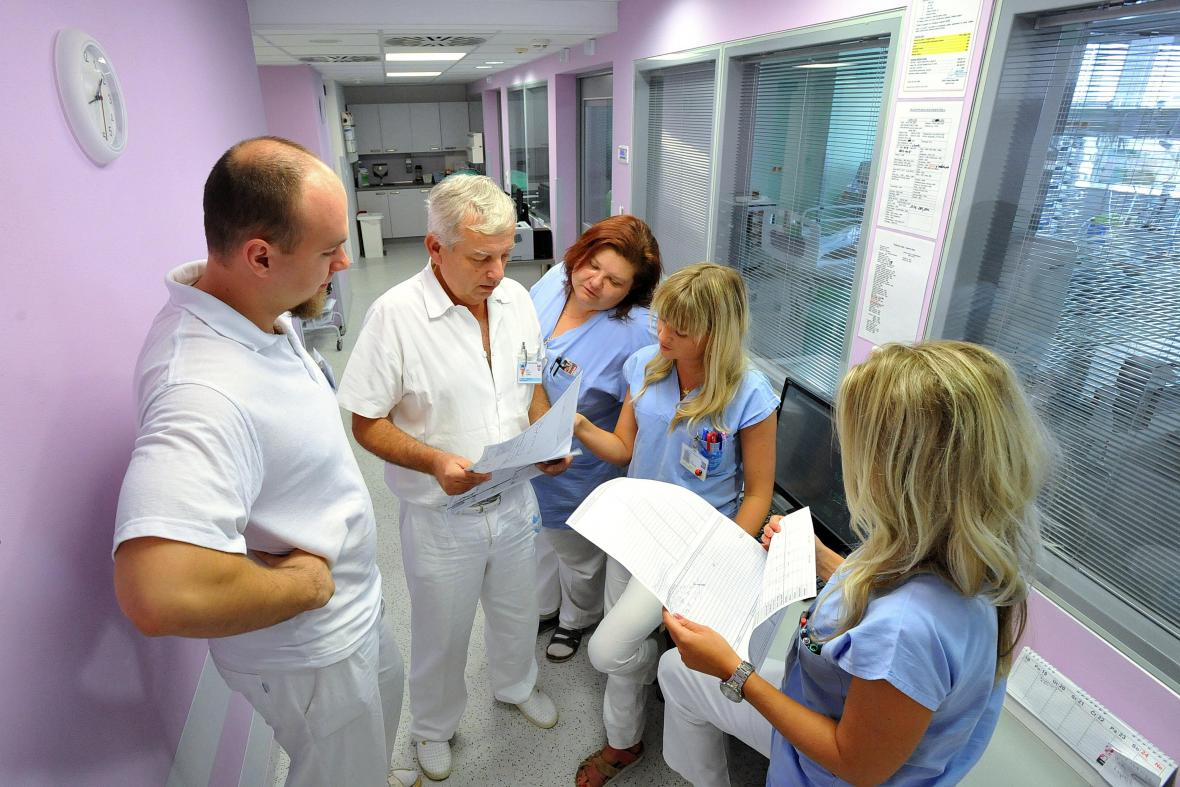 Cerebrovaskulární centrum ve FN Brno