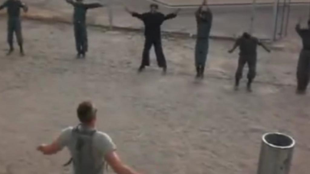 Američané cvičí afghánské vojáky