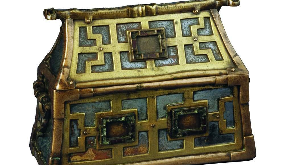 Vikingský relikviář