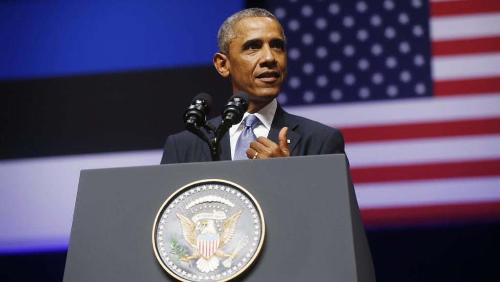 Obama ujistil Estonce o pevném spojenectví