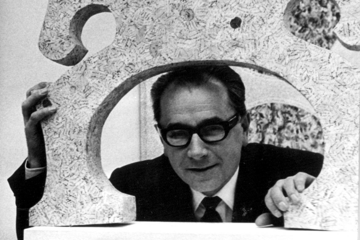 Jiří Kolář, 1969