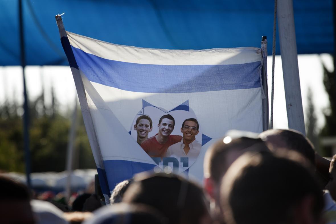 Izrael truchlí nad zabitými mladíky