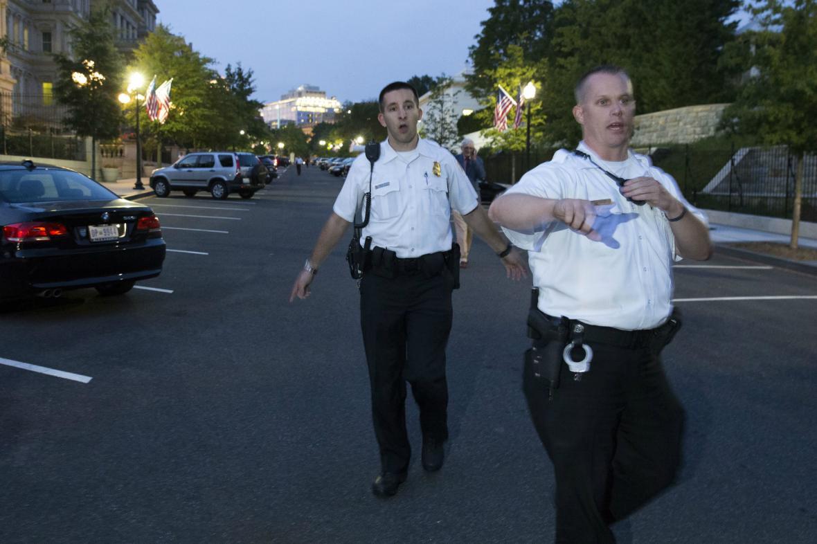 Kvůli vetřelci musel být evakuován Bílý dům