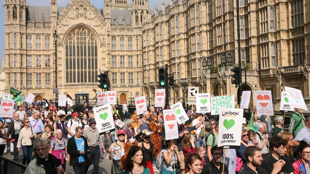 Londýnský pochod