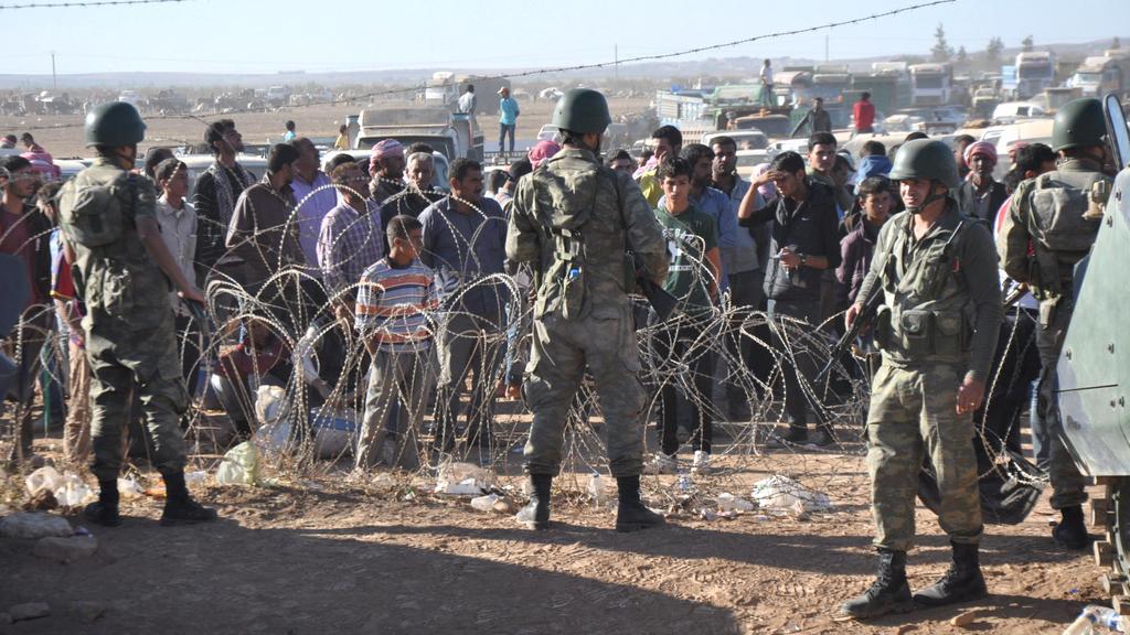 Krize na turecko-syrských hranicích