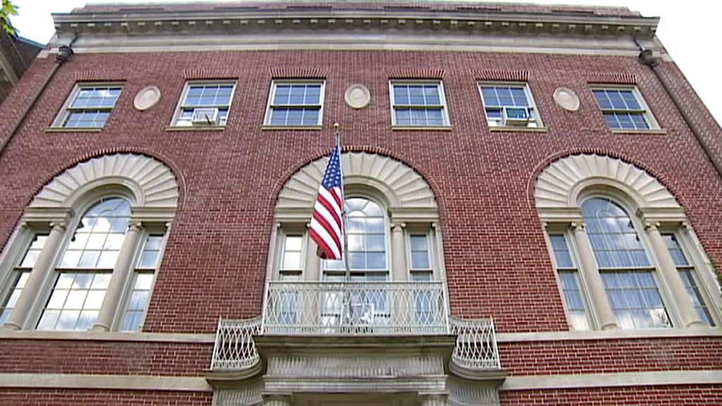 Dům Woodrowa Wilsona