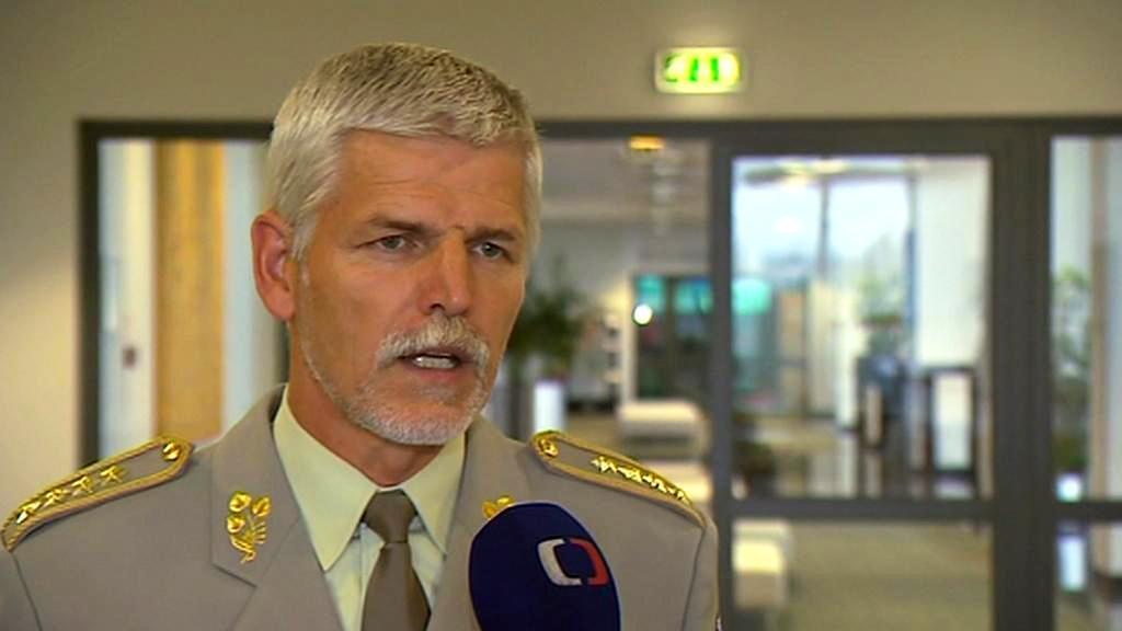 Petr Pavel v rozhovoru pro ČT krátce po zvolení do funkce šéfa Vojenského výboru NATO