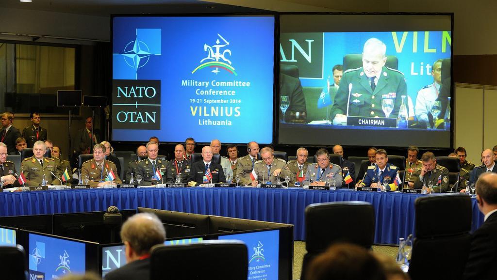Konference NATO ve Vilniusu