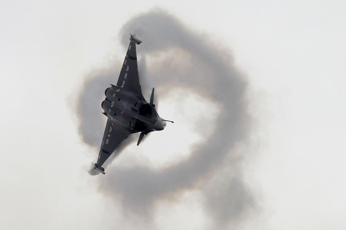 Francouzský letoun Rafale