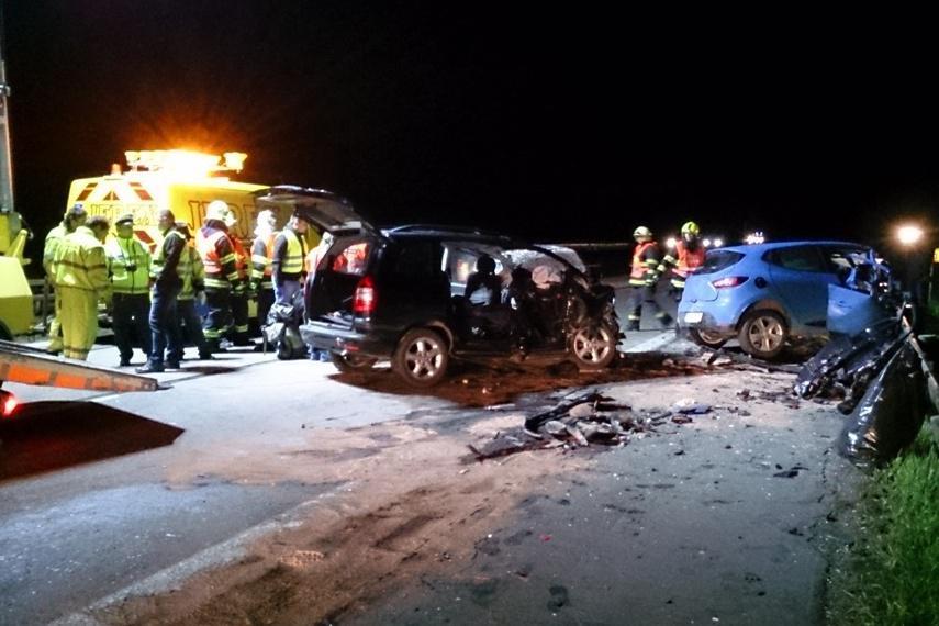 Smrtelná nehoda na D1