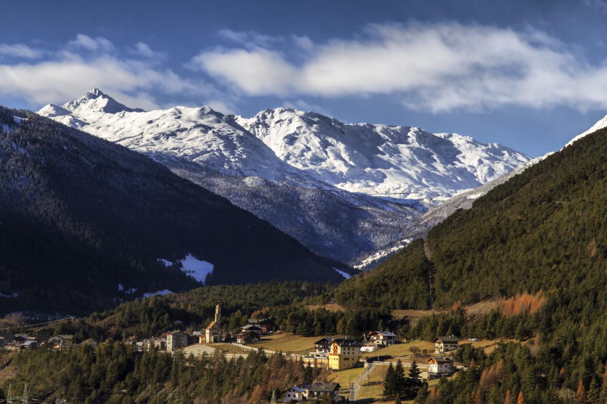 Livigno - Bormio