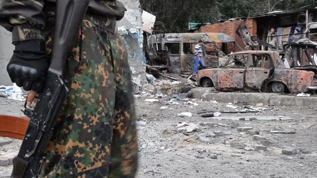 Ukrajina se vzpamatovává z bojů na východě země