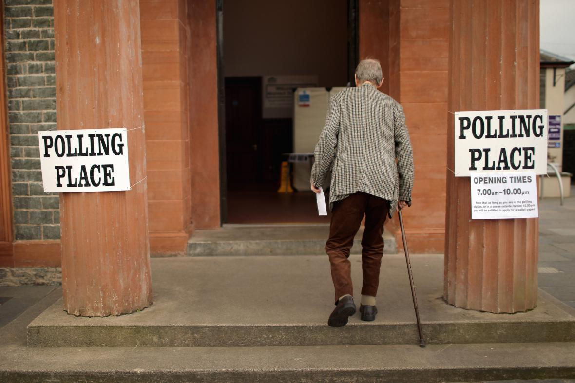 Skotsko rozhoduje o své nezávislosti