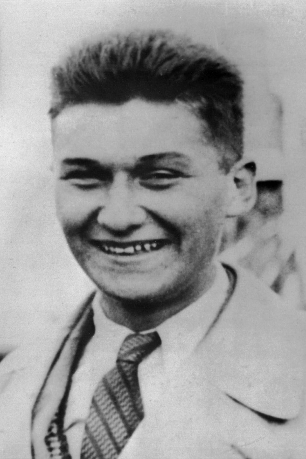 Tomáš Baťa v roce 1933