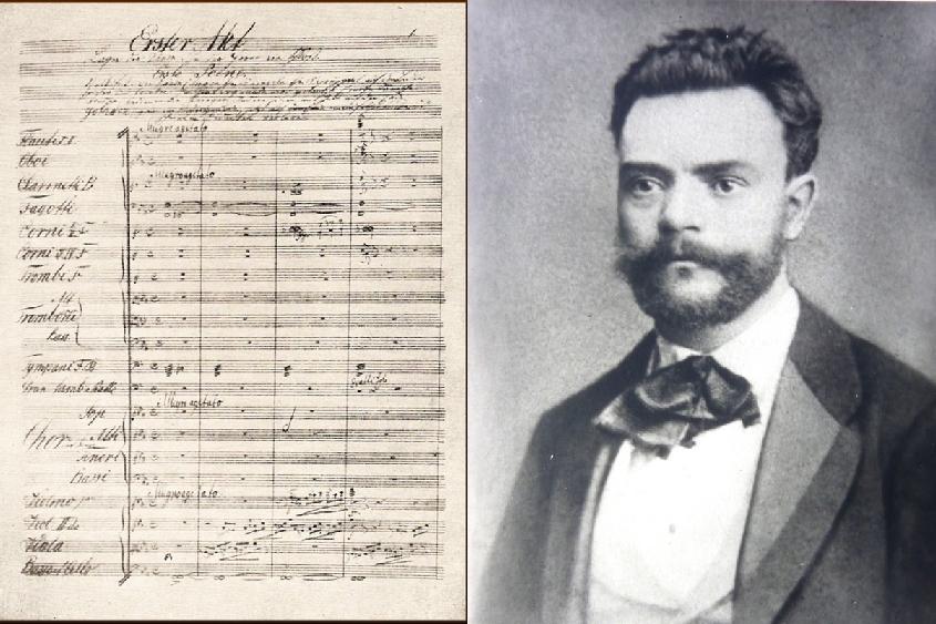 První opera Antonína Dvořáka Alfred
