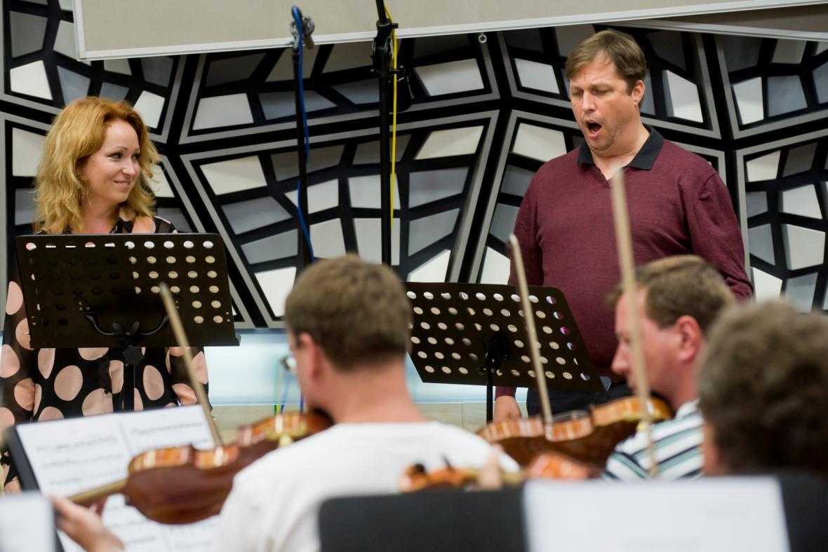 Dirigent Heiko Mathias Förster