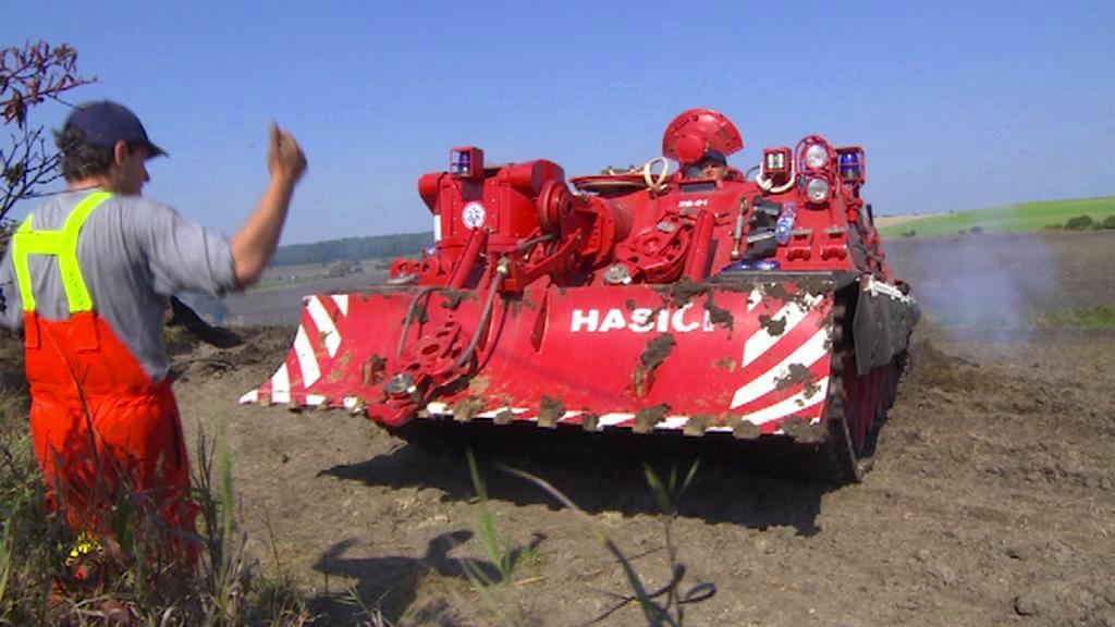Vyprošťovací tank