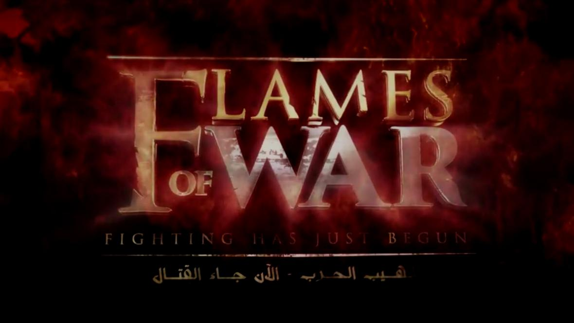 Flames of War – propagandistické video Islámského státu
