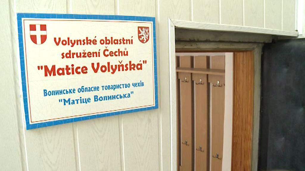 Matice Volyňská v ukrajinském Lucku