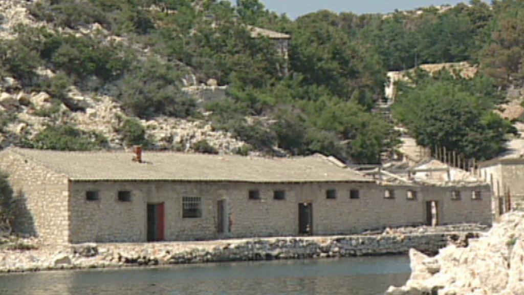 Pracovní tábor Goli Otok