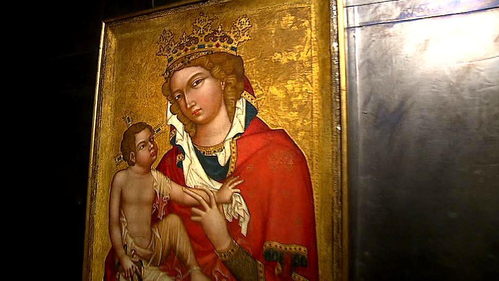 Obraz Madonny z Veveří