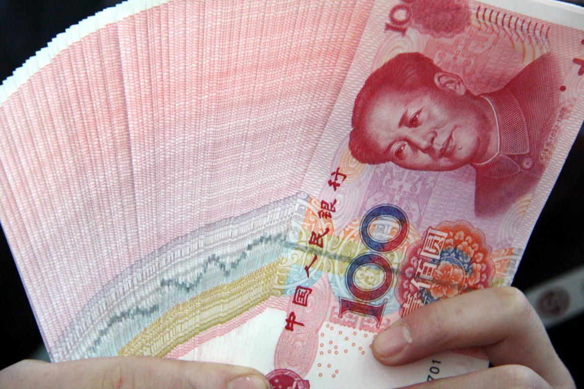Čínský jüan