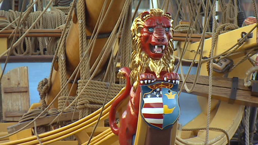 I historickými loděmi Baltimore slaví výročí americké hymny