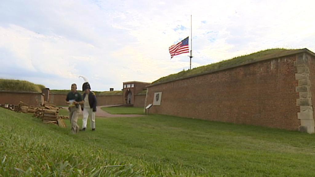 Pevnost McHenry v Baltimoru