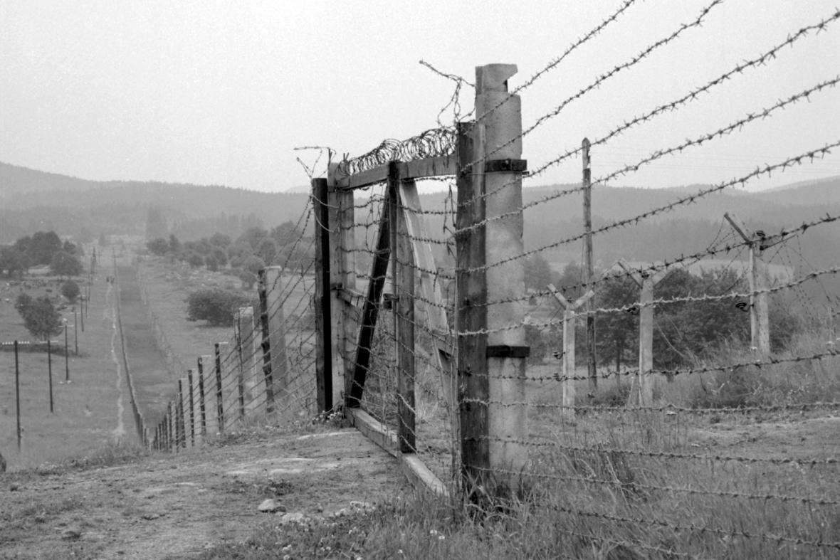 Hranice se západním Německem (1968)