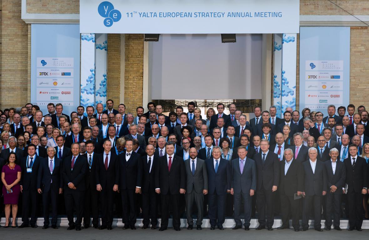 Kyjevská konference Jaltské evropské strategie