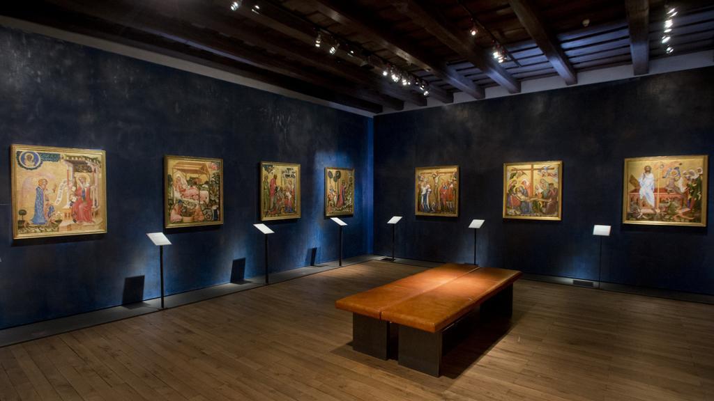 Obrazy Vyšebrodského oltáře