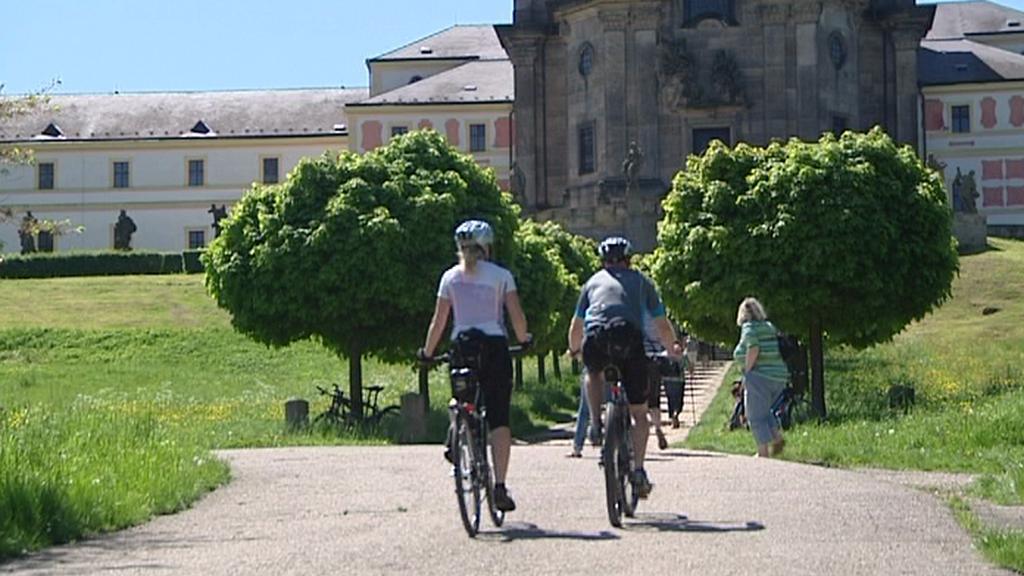 Cyklostezka na Kuksu