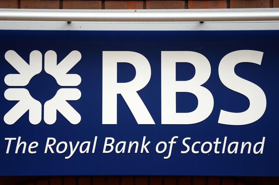 Skotská banka RBS