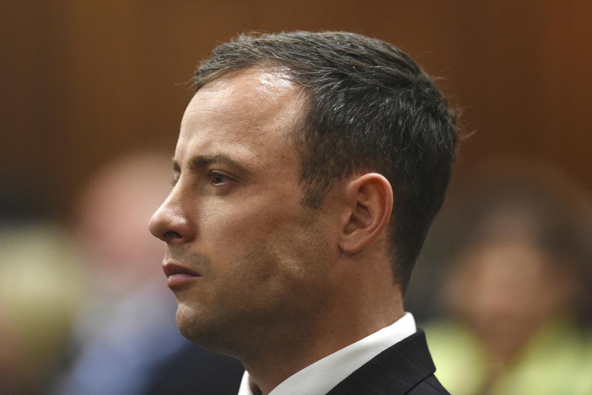 Pistorius čeká na vynesení rozsudku