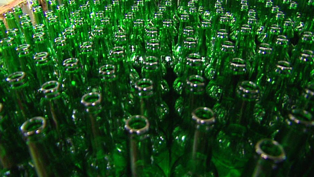 Vratné lahve