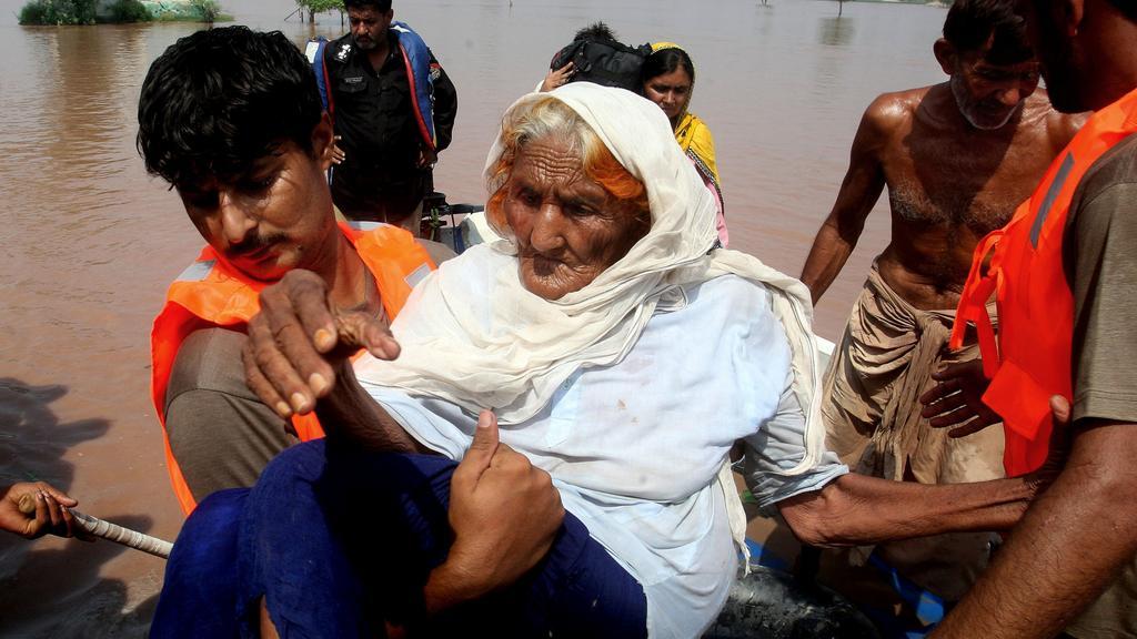 Indii čeká kvůli povodním rozsáhlá evakuace