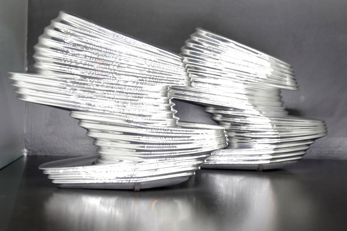 Boty od architektky Zahy Hadid (2013)