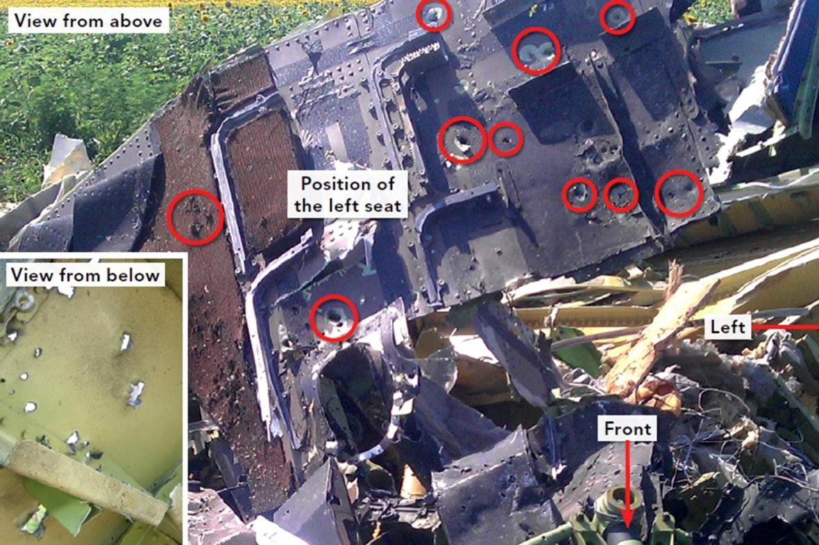 Vyšetřování tragédie MH17