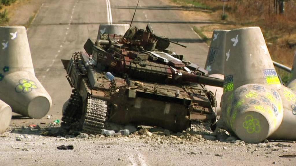 Příměří na Ukrajině se zatím dodržuje
