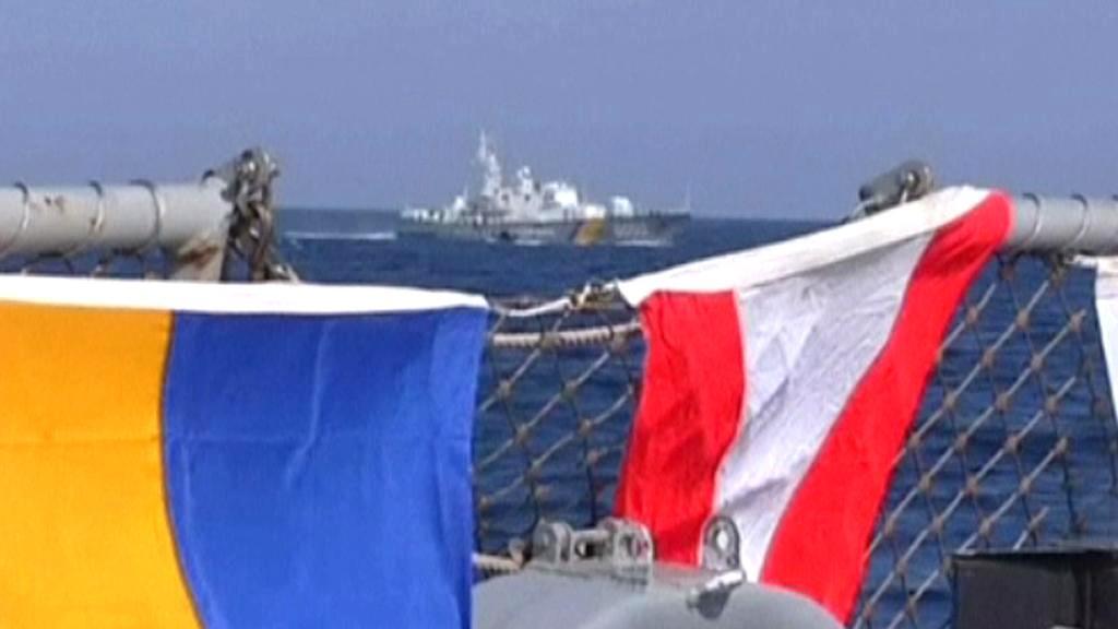 Manévry v Černém moři