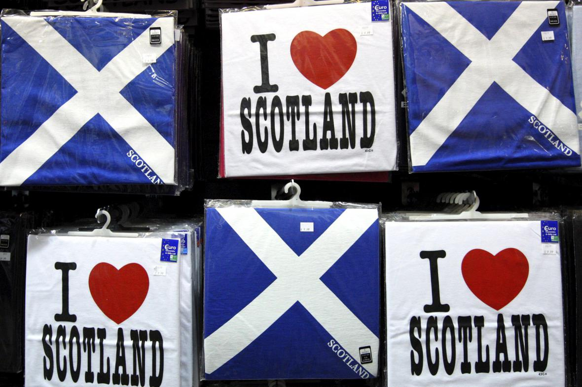 Skotské referendum