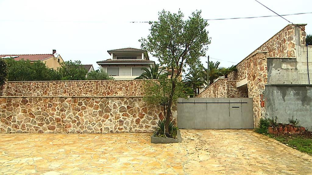 Janouškova vila v Zadaru