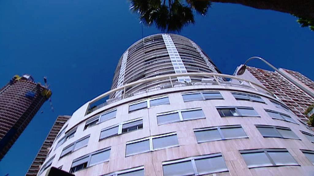 Rittigovo bydliště v Monaku