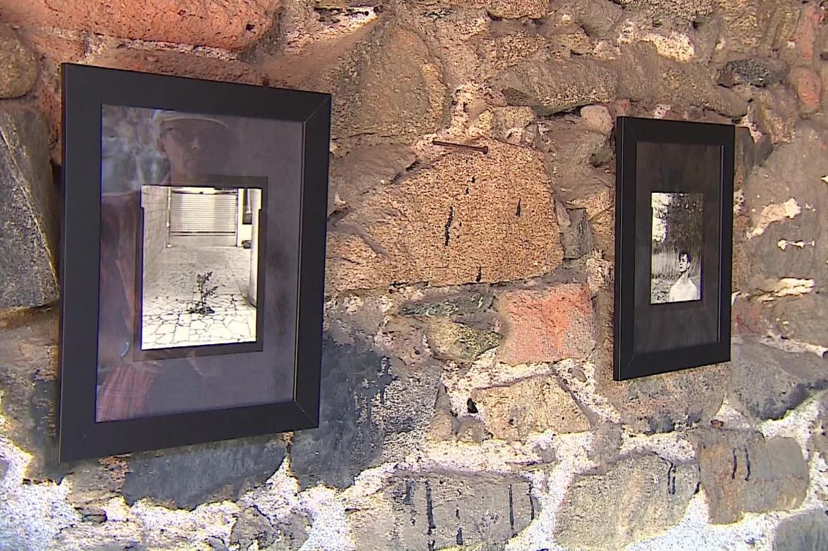 Výstava Zpřítomnění 2014 v klášteře Rosa Coeli