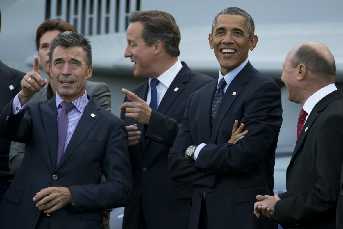 Summit NATO ve Walesu