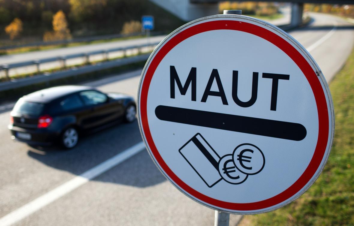 Zpoplatnění německých dálnic