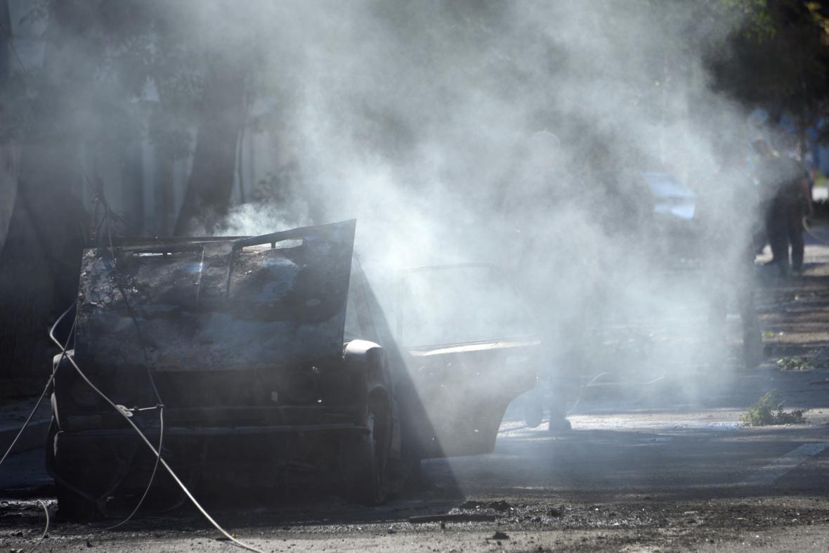 Ukrajinské boje